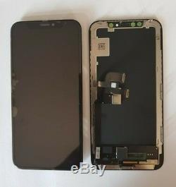 OEM OLED Touch Screen Digitizer Assembly Replacement for iPhone X / 10 Tools