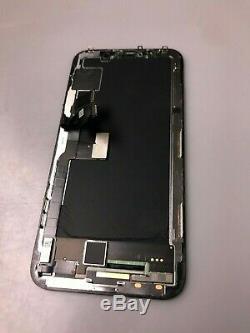 OEM Original Apple iPhone X LCD Screen Replacement Black NOT REFURBISHED