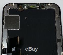 OEM Original Apple iPhone X OLED Screen Replacement Black OEM GOOD CONDITION