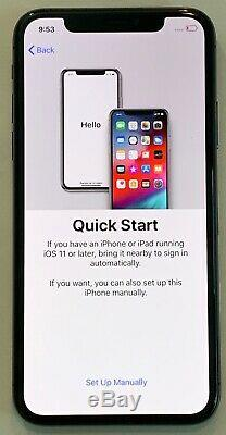 OEM Original Apple iPhone X OLED Screen Replacement EXCELLENT CONDITION GENUINE