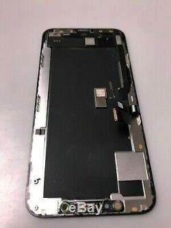 OEM Original Apple iPhone XS LCD Screen Replacement Black NOT REFURBISHED
