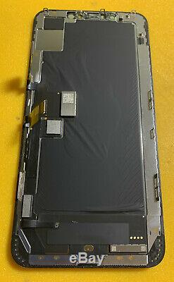 OEM Original Apple iPhone XS Max 6.5 OLED Screen Replacement USA Fair Condition