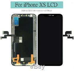 OEM Premium OLED Display LCD Screen Digitizer Replacement For iPhone XS Black