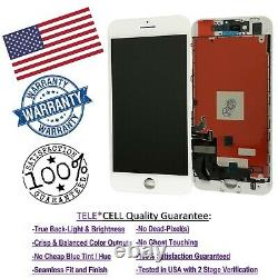 OEM Quality iPhone 7 White Replacement LCD Touch Screen Digitizer Display