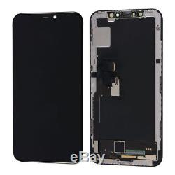 OEM iPhone X OLED Display Glass Touch Screen Digitizer Assembly Replacement