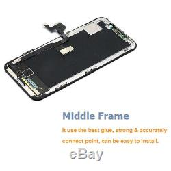 OEM iPhone XS X XR XS Max OLED LCD Display Touch Screen Digitizer Replacement