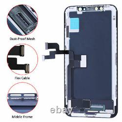 OLED Display LCD Touch Screen Assembly Replacement For iPhone X XR XS Max Lot US
