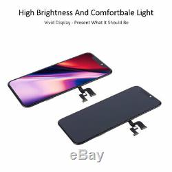 OLED Display LCD Touch Screen Replacement For iPhone X XR XS Max 11 Pro Lot