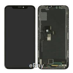 OLED LCD Display Touch Screen Digitizer Assembly Replacement for iPhone X 5.8'