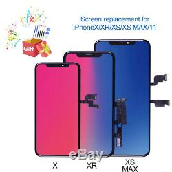 OLED Touch Screen Digitizer Display LCD Replacement For iPhone 11 X XR XS MAX