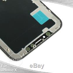 OLED iPhone X LCD Display Touch Screen Digitizer Replacement OEM A1865 A1901