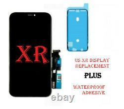 OLED iPhone X XR XS Max 11 PRO PROMAX Screen Assembly Digitizer Replacement Lot