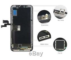 OME iPhone X A1865 A1901 A1902 LCD Display Touch Screen Digitizer Replacement AA