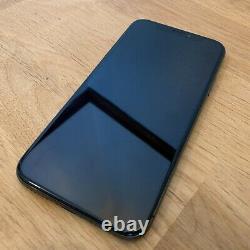 ORIGINAL iPhone X (10) Genuine Used Apple Screen Replacement. BLACK #13