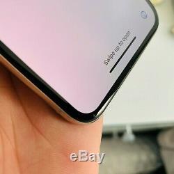 ORIGINAL iPhone X (10) Genuine Used Apple Screen Replacement. BLACK #4