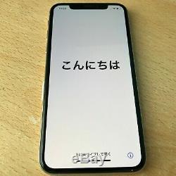 ORIGINAL iPhone XS Genuine Used Apple Screen Replacement. BLACK GRADE A