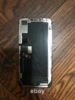 Original Apple iPhone XS Max OLED Display OEM Screen Replacement
