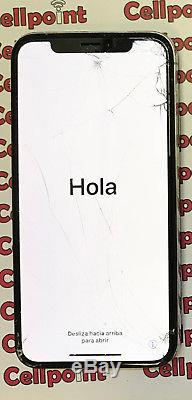 Original Genuine Apple Screen LCD Digitizer Glass Replacement For iPhone X READ