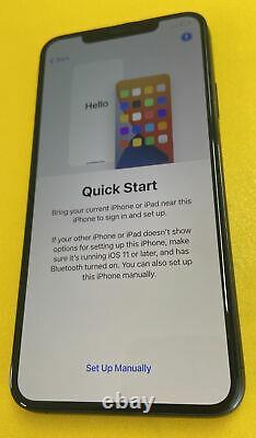 Original OEM Apple iPhone 11 Pro Max LCD Screen Digitizer Replacement Very Good