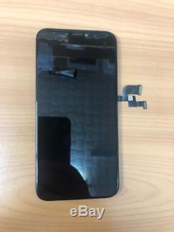 Original Refurbished LCD Screen Digitizer Replacement For Iphone X Black X3