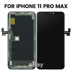 PINZHENG LCD Screen Digitizer OEM For iPhone 11 Pro Max Touch Replacement
