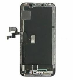 Premium Quality JK Soft OLED Display Screen Digitizer Replacement iPhone X 10