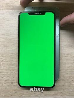 Refurbished 100% Original iPhone XS MAX OLED LCD Screen Replacement Authentic