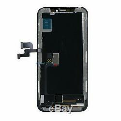Replacement Digitizer For iPhone X OLED LCD Touch Screen Display Assembly Black