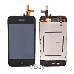Replacement Full LCD Screen + Touch Digitizer Glass Assembly for iPhone 3GS UK