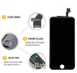 Replacement LCD Display Touch Screen Digitizer Assembly For iPhone 6 (4.7) New