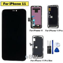 Replacement LCD Screen Display Assembly WithTool For iPhone 11/11 Pro / 11 Pro Max