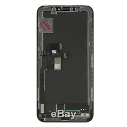 Replacement LCD Screen Touch Digitizer Assembly Repair For iPhone X 10 Black USA