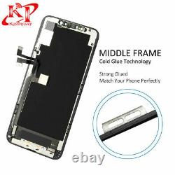 Soft OLED Display LCD Touch Screen Assembly Replacement For iPhone 11 Pro Max US