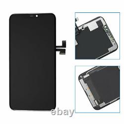 Soft OLED Display LCD Touch Screen Digitizer Replacement For iPhone 11 Pro Max