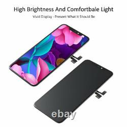 Soft OLED For iPhone 11 Pro Max LCD Display+Touch Screen Digitizer Replacement