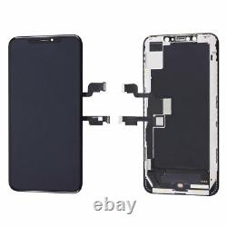 Soft OLED For iPhone XS Max 6.5 LCD Display Touch Screen Digitizer Replacement