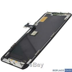 Touch Screen For Apple iPhone 11 Pro Max Replacement Glass + Adhesive Soft OLED