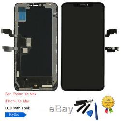 US For iPhone Xs Max LCD Display Touch Screen Digitizer Assembly Replacement